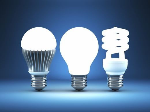Replacement of incandescent bulbs with compact fluorescent lights in Ghana